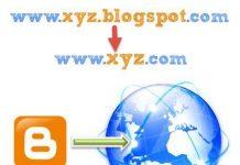 Blogger Me Domain Ko Kaise Use Kare uski jaankari hindi me
