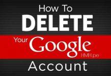 Google account ko delete kaise kare uski puri jaankari hindi me HMH pe