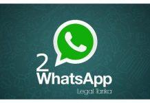 1 Mobile me 2 WhatsApp Chalane ka Legal Tarika