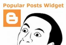 Popular Posts Widget kaise Add kare Blogger me hindi me