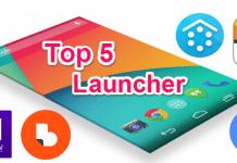 Android Phone ke liye Top 5 Best launcher App