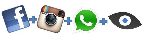 Facebook ne Instagram, Whatsapp aur Oculus Rift