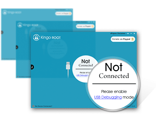 kingo-android-root-not-connected