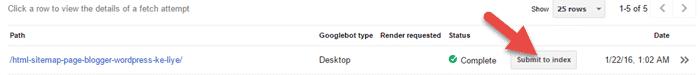 index to google kare fir post google me dikhne lagegi.