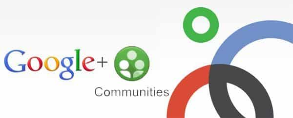Google Plus ki Communitys ko join kare