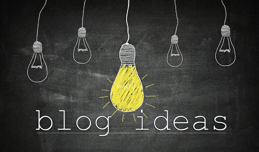 99 Topics Blog Website Banane ke liye [Full List]