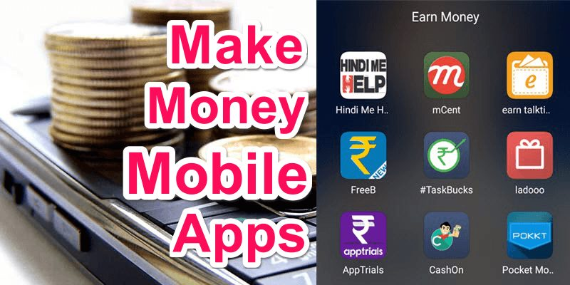 Mobile Me App Install karke Paise Kaise Kamaye [Top 7 App]