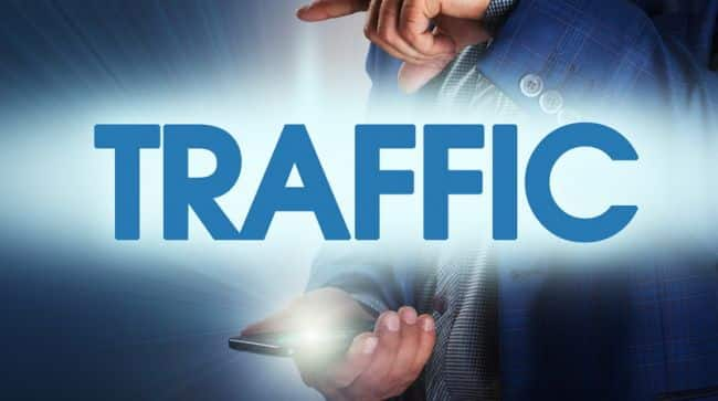 Website ki Traffic Badhane ki 5 Badiya Tarike [Infographic]