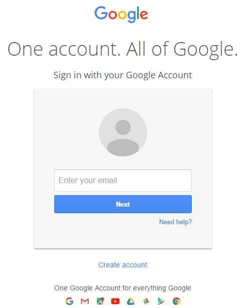 apne gmail account me login kare