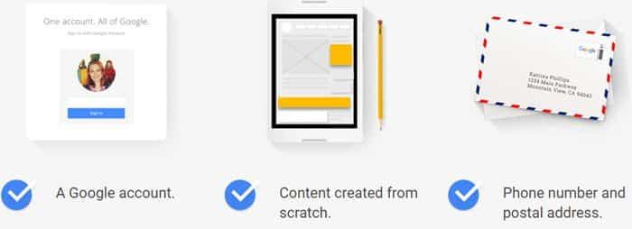 google adsense account banane ke liye 3 chij chaiye jo pass honi chaiye