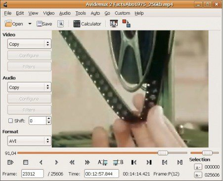 avidemux 19 best free video editing software windows ke liye best list
