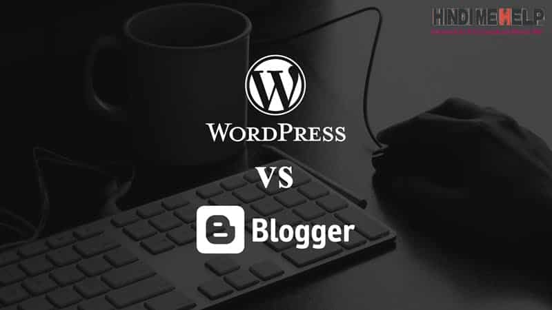 Blogger ya WordPress kon hai Jada ccha or Q